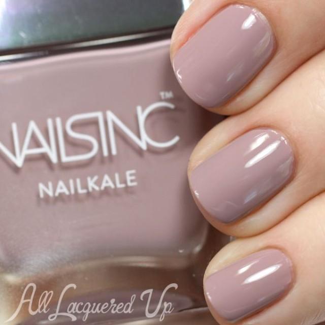 Nails Inc Nailkale Nail Polish Swatches Amp Review 2262218 Weddbook