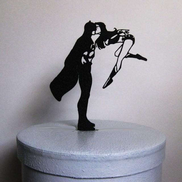 Buy Batman Wedding Cake Topper