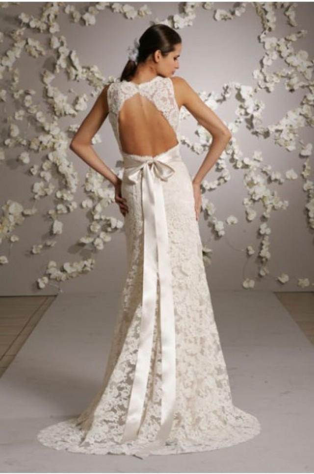 Jim Hjelm Wedding Dress Style JH8011 #2265365 - Weddbook
