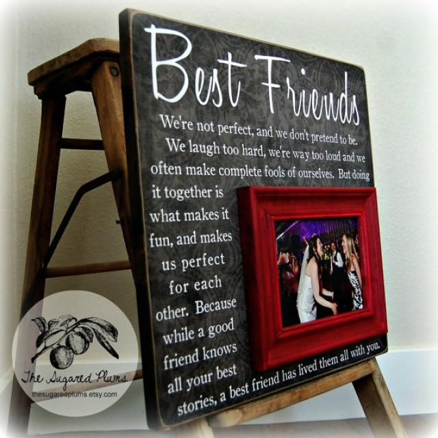 Best Friend Gift, Sister Gift, Bridesmaid Gift ...