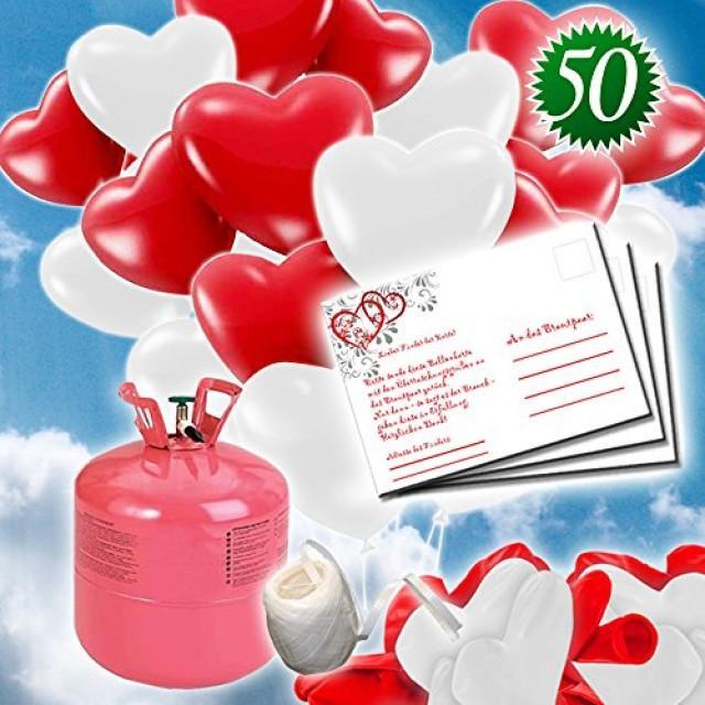 herzballons oder bunte luftballons helium ballongas. Black Bedroom Furniture Sets. Home Design Ideas