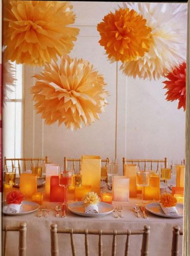 Fall wedding 19 fall party centerpiece projects 2277094 weddbook junglespirit Images