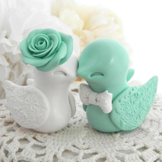 Love Sign Cake Topper Etsy Birds