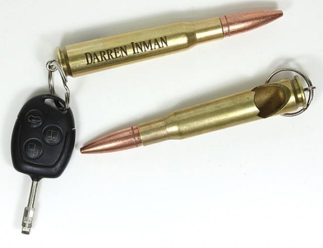 50 cal bullet bottle opener bullet keychain groomsmen gift best man gift stocking stuffer 50. Black Bedroom Furniture Sets. Home Design Ideas