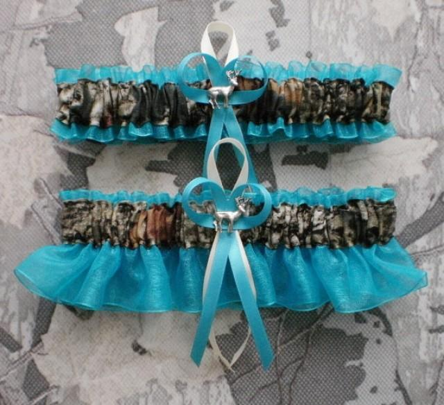 Mossy Oak Turquoise Wedding Garter Set Camouflage Camo Deer Hunting Hunter 2281032 Weddbook,How To Dye Wedding Dress Ivory