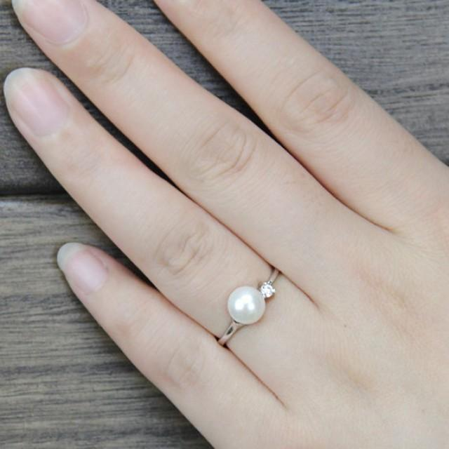 how to clean gold ring with pearl