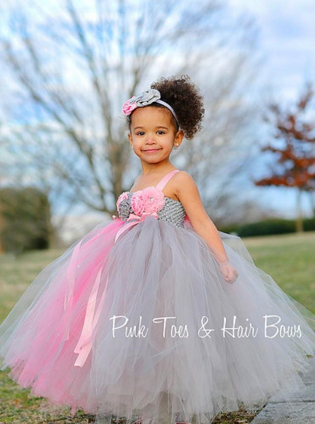 Pink and gray flower girl dress lace pink flower girl dress vintage pink and gray flower girl dress lace pink flower girl dress vintage inspired flower girl dress pink and gray couture flower girl dress 2286767 weddbook mightylinksfo