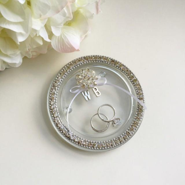 wedding ring dish rustic wedding ring holder ring