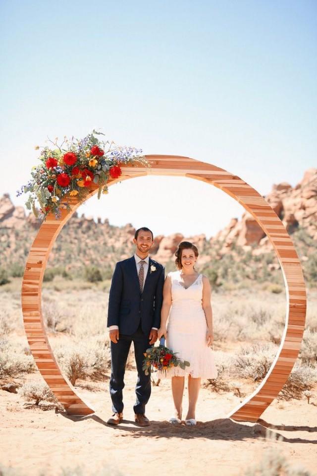 a county fair themed desert wedding by gideon photography