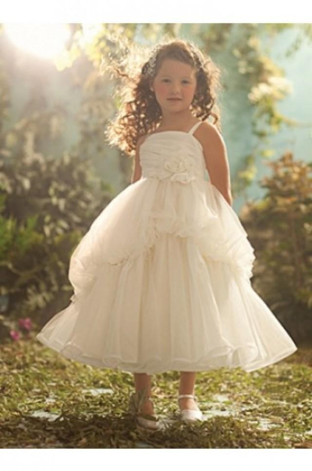 Alfred Angelo Disney Blossoms Flower Girl Dresses Style 702 ...