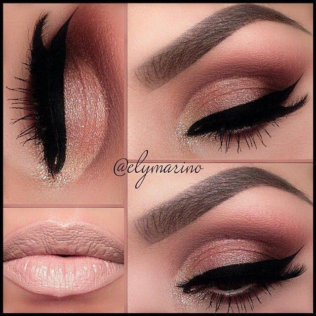 Makeup tutorials for smokey eyes