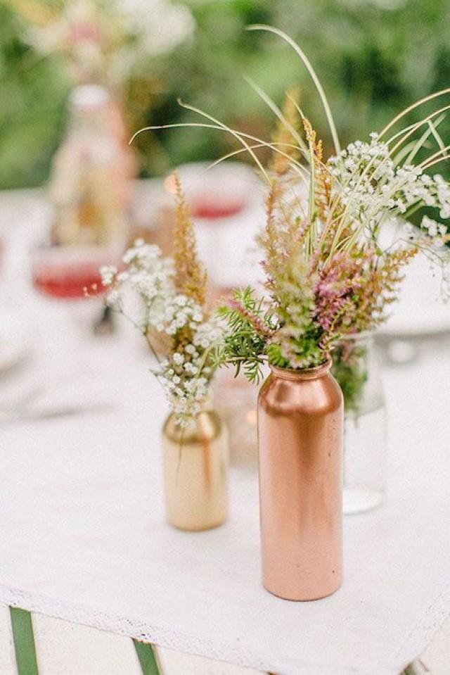 Coral Wedding Copper Wedding Decor 2296340 Weddbook