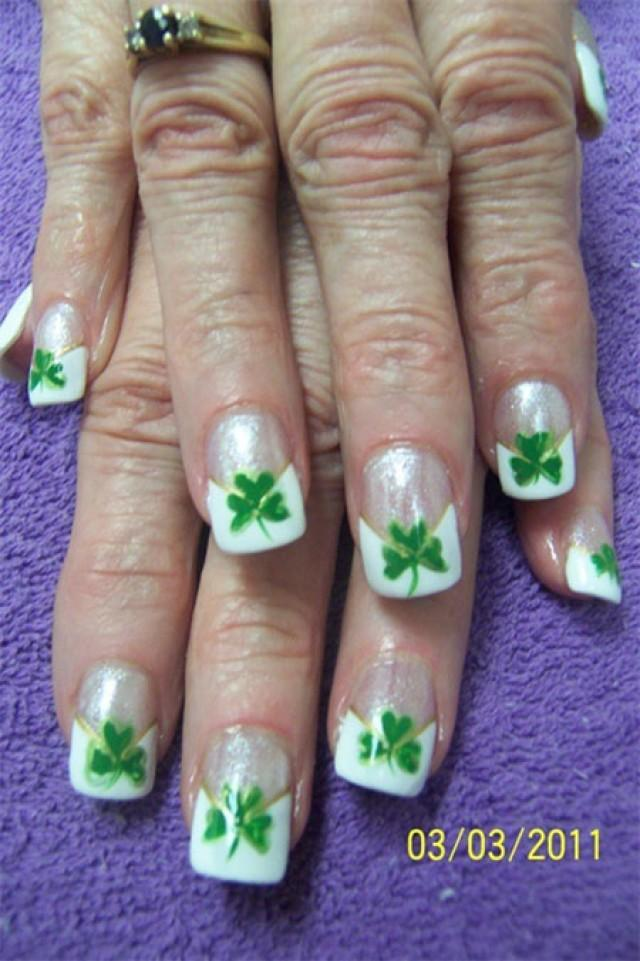 Sttricks Day Nail Artwork Designs Concepts 2014 Fabulous