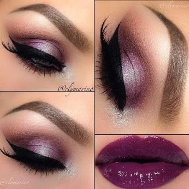 Maquillage Top 10 Best Smoky Makeup Looks For Fall 2303406 Weddbook