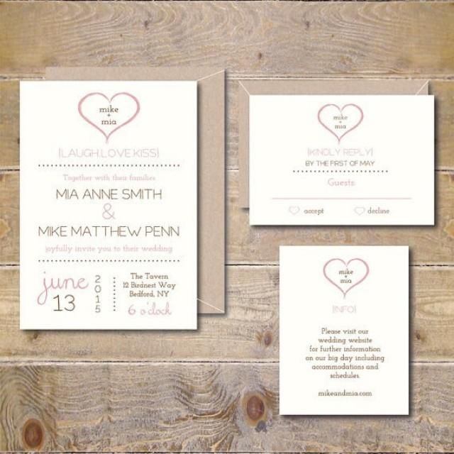 heart wedding invitations hearts wedding invitations modern