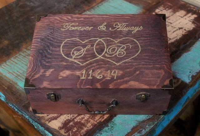 Card Box Wine Ceremony Love Letter Personalized Distressed Anniversary Rustic Shabby Chic Beach Wedding Custom #2309773 - Weddbook & Card Box Wine Ceremony Love Letter Personalized Distressed ... Aboutintivar.Com