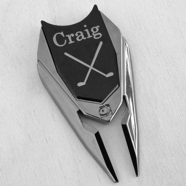 Personalized Golf Ball Marker Divot Tool Groomsmen Groom Gift Guy Gift Best Man Gift Gift For Dad Father S Day Gift Men S Gift 2312886 Weddbook