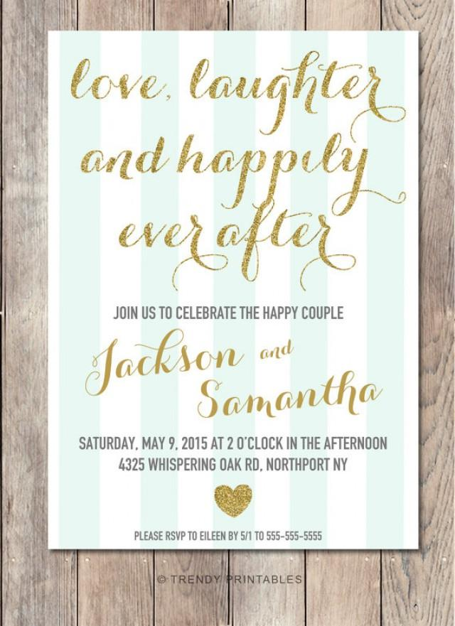 Engagement Party Invitation, Printable Engagement Party Invitation ...