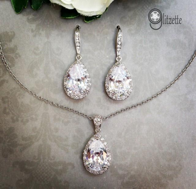 Mother Of The Bride Jewelry: Bridal Jewelry Set, Wedding Jewelry Set, Bridal Jewelry