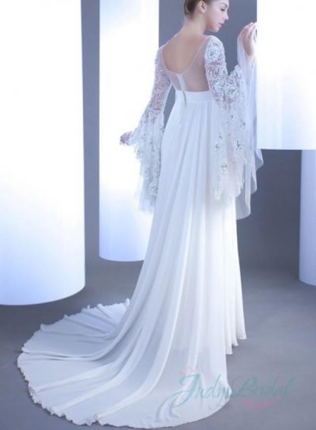 Empire Chiffon Dress