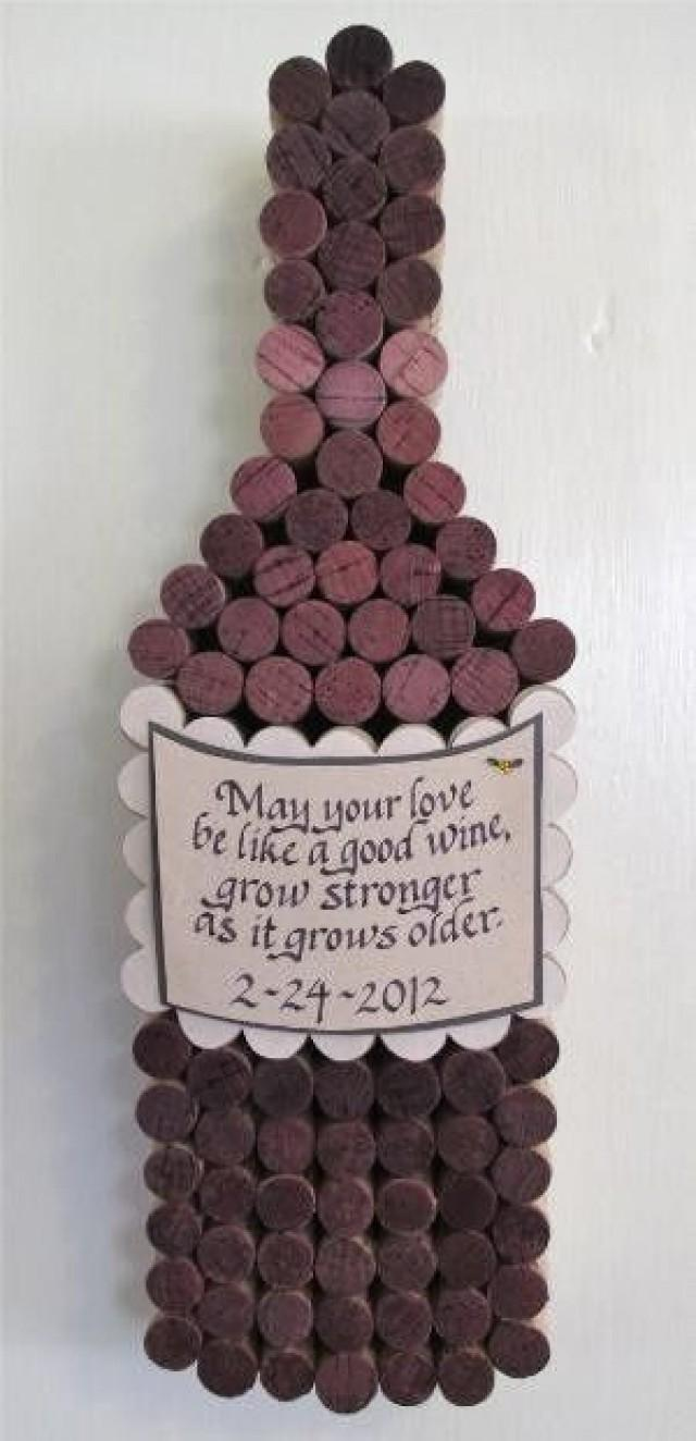 Wedding Theme - 10 Cool Wine Cork Board Ideas #2323155 - Weddbook