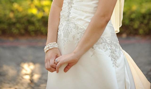 Wedding Jewelry Pearl Bridal Bracelet Ivory Pearl Bracelet Elegant ...