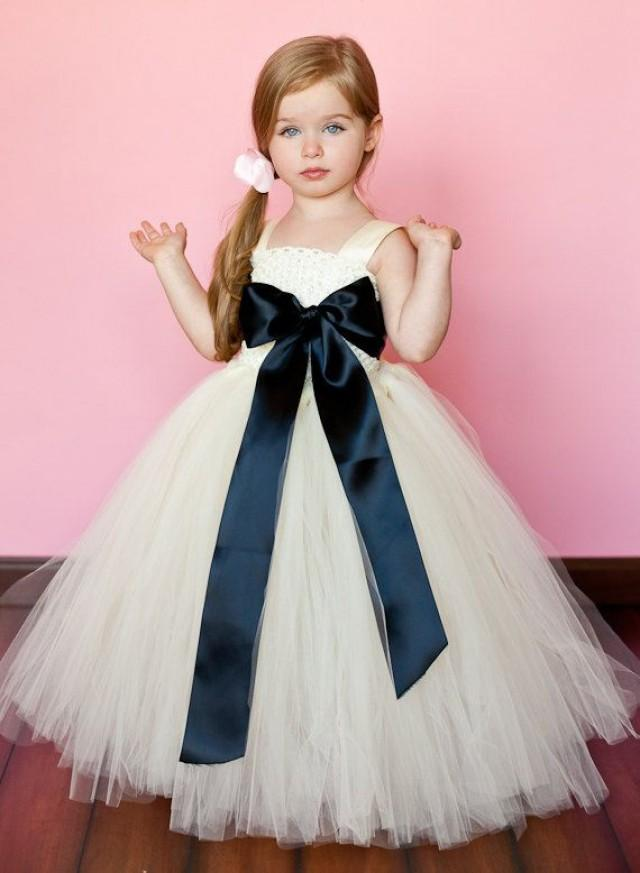 19bf484a9b8 41 Flower Girl Dresses That Are Better Than Grown-Up People Dresses ...