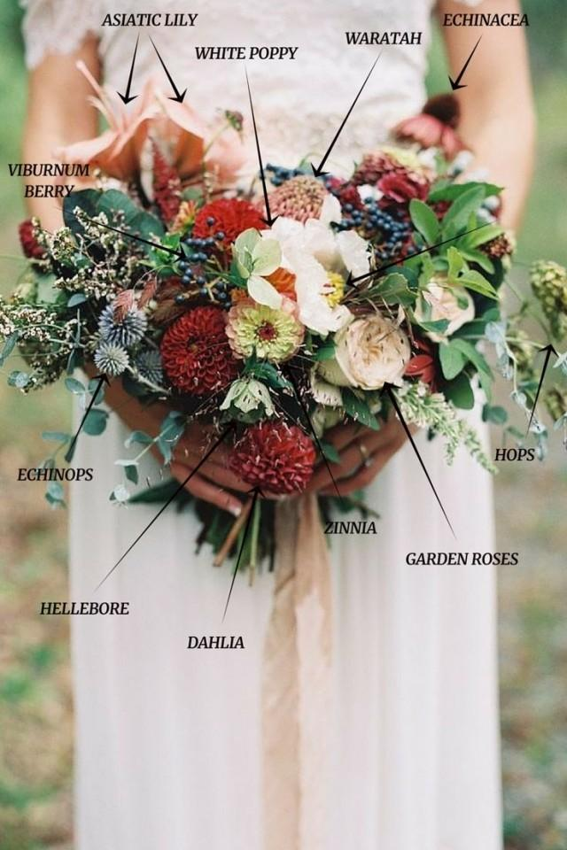 Bouquet Flower Chic Vintage Wedding Bouquets 2336883