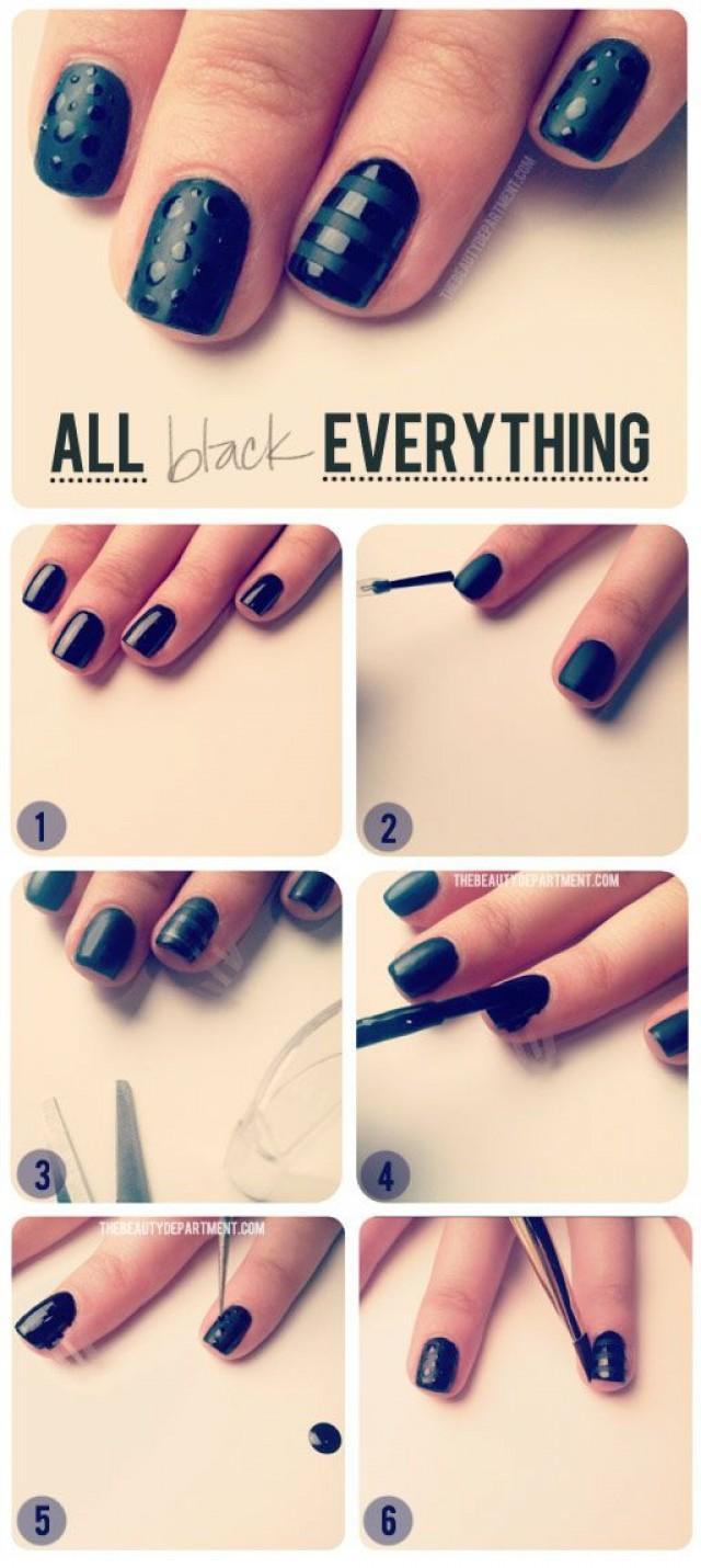 Матовые нарощенные ногти как сделать