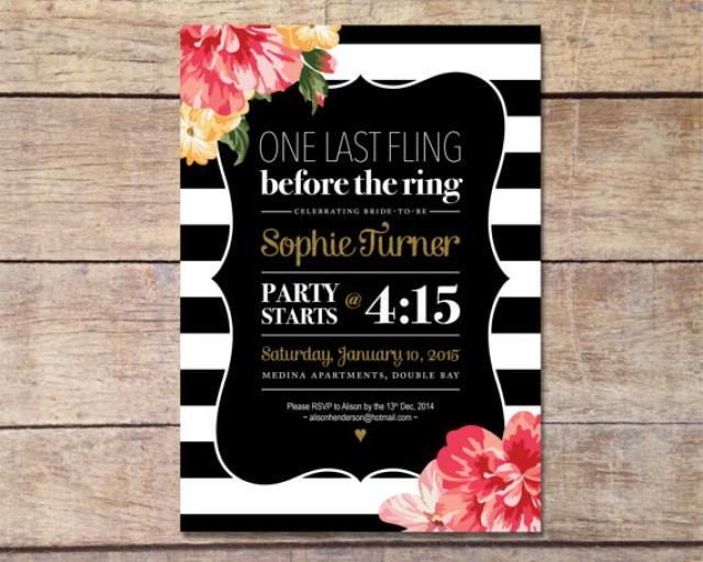 Kate Spade Invitation Template Free Southernsoulblog Com