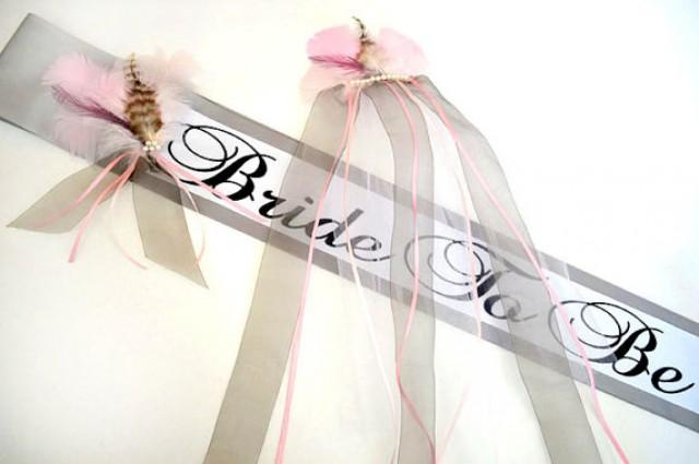 Bachelorette Sash And Veil Set Jasmine Bride To Be Bridal Sashes Future Mrs Shower 2349553