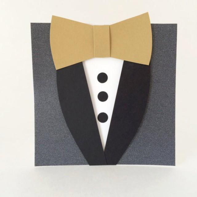 Will You Be My Groomsman - Best Man Wedding Invitations - Ask A ...