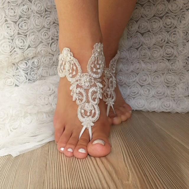 05c1c5e26 Ivory Barefoot Silver Frame