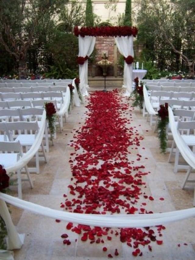 Indoor and outdoor wedding ceremony decorations 2362965 weddbook junglespirit Image collections