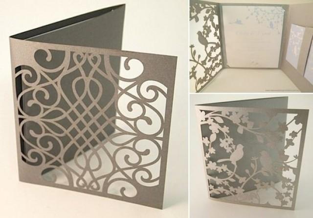 Diy keepsake wedding invitations 2363168 weddbook stopboris Choice Image