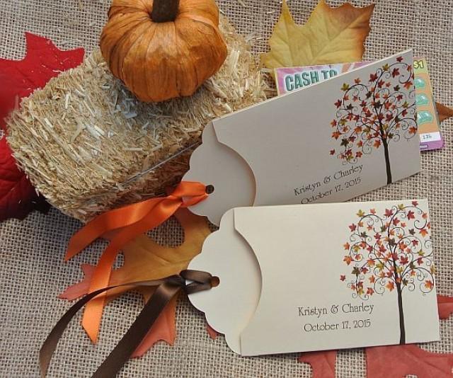 Wedding Theme - Lottery Ticket Envelopes #2363295 - Weddbook