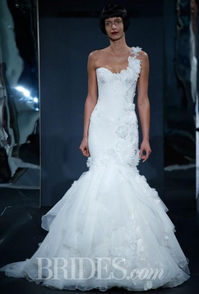 Mark Zunino For Kleinfeld Wedding Dresses - 2014 - Bridal Runway ...