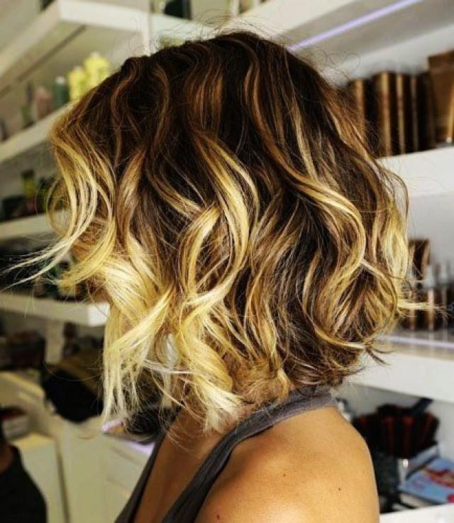 Curly Ombre Hair Extensions Brown To Blonde Ombre Hair Extensions