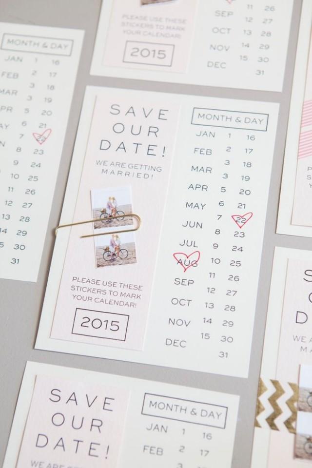 gla creative portfolio save the dates wedding designs