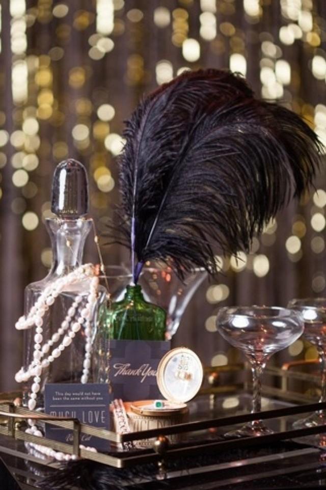gatsby une d coration de mariage inspir e des ann es folles 2370403 weddbook. Black Bedroom Furniture Sets. Home Design Ideas