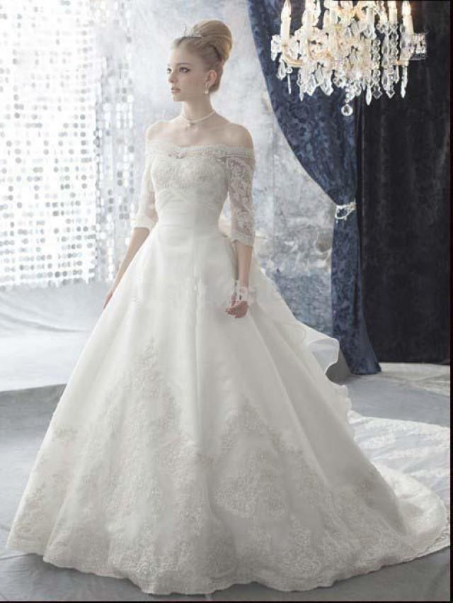 Oleg Cini Wedding Dress Photography