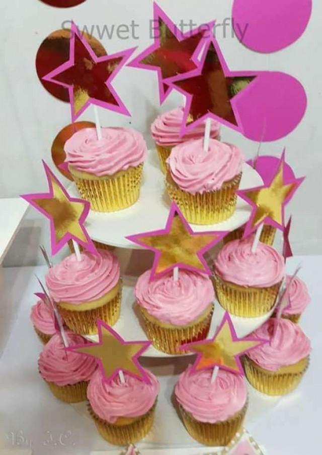 Wedding Theme Pink Gold Birthday Party Ideas 2372698 Weddbook