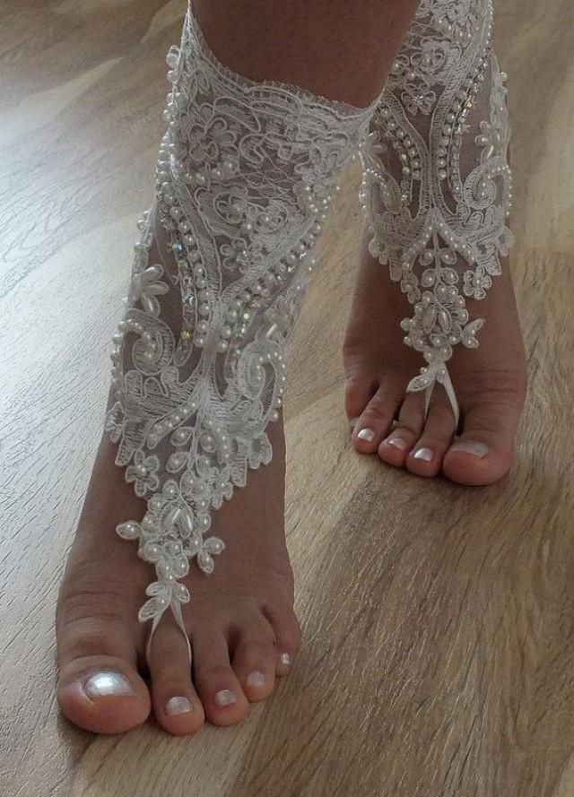 Beach Shoes Free Ship Unique Design Bridal Sandals