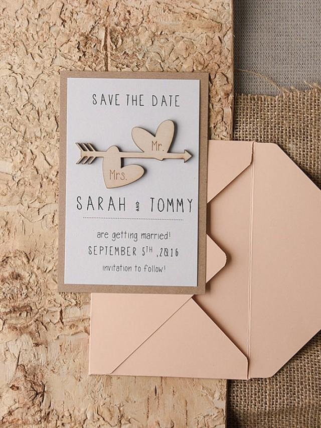 Save The Date Cards 20 Rustic Save The Date Wood Save
