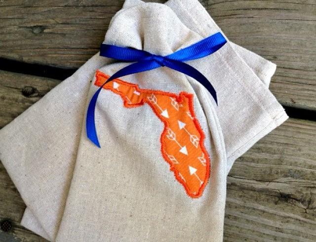Florida Gift Bags, Florida Gators, Christmas Florida