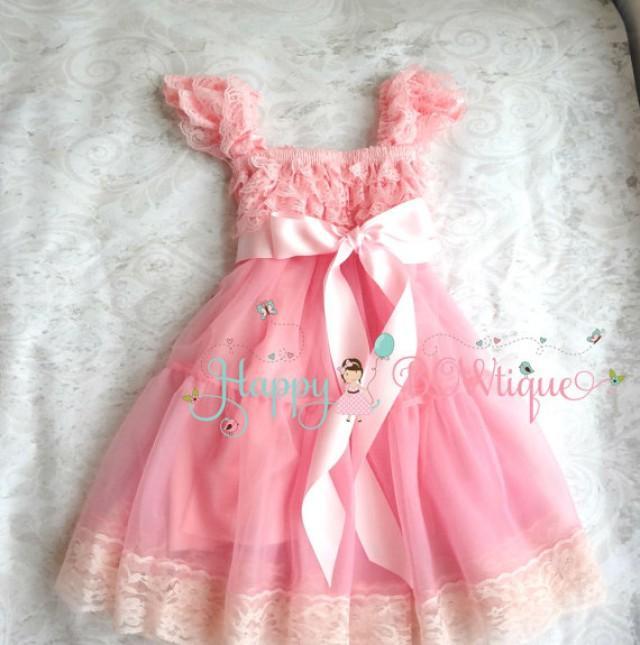 431776929b3d Flower Girl Dress