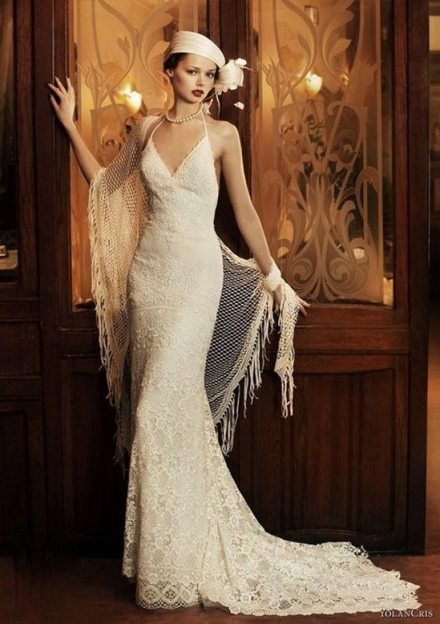 Wedding Theme - 30 Vintage Wedding Dresses Bride Style #2390326 ...