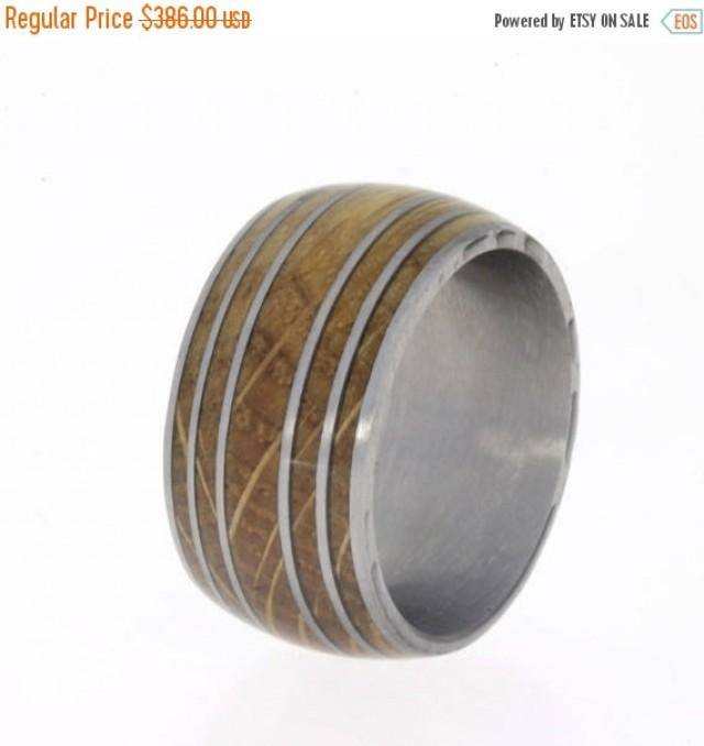 Holiday Sale 10 Off Authentic Jack Daniels Whiskey Barrel Ring