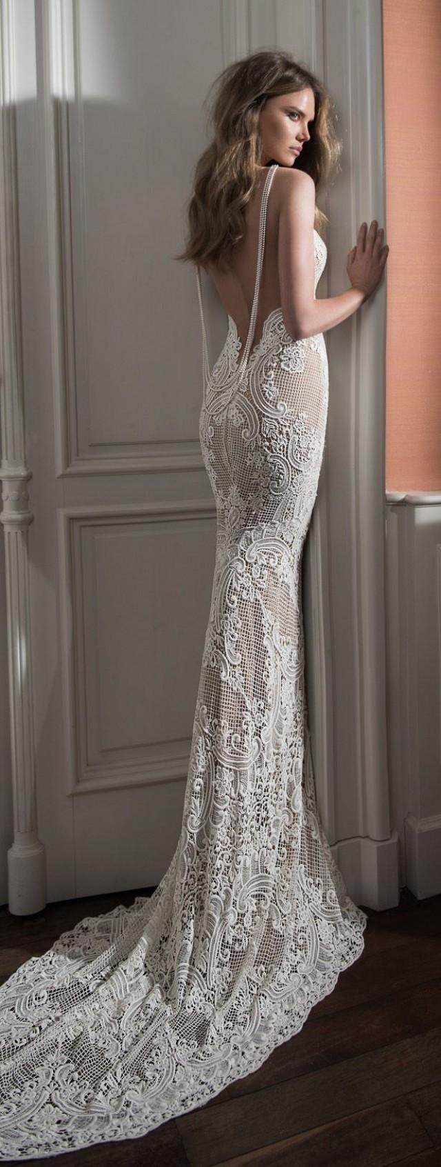 wedding dresses by berta bridal fall 2015 belle the magazine 2399718 weddbook. Black Bedroom Furniture Sets. Home Design Ideas