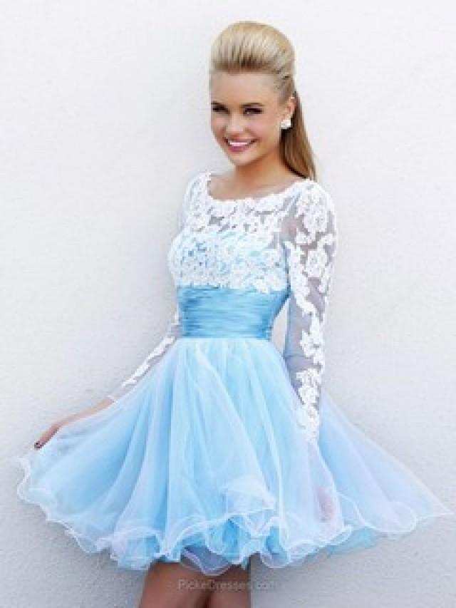 Short Prom Dresses Canada 2415404 Weddbook